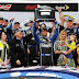 Jimmie Johnson scores second Daytona 500 win in 400th career start