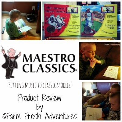 Maestro Classics Music for Children Review