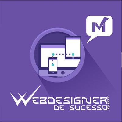 Curso Completo De Webdesigner - Web Designer De Sucesso Com Certificado