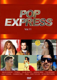 download Pop Express Hits Volume 11 2012 DVD