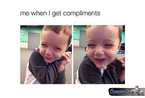 funny compliments kid picture