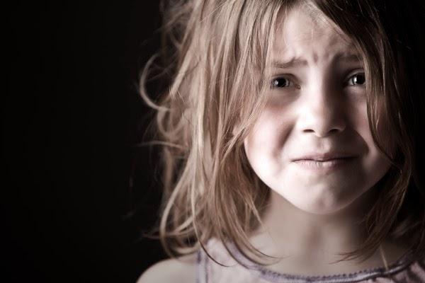 Trẻ em sợ hãi