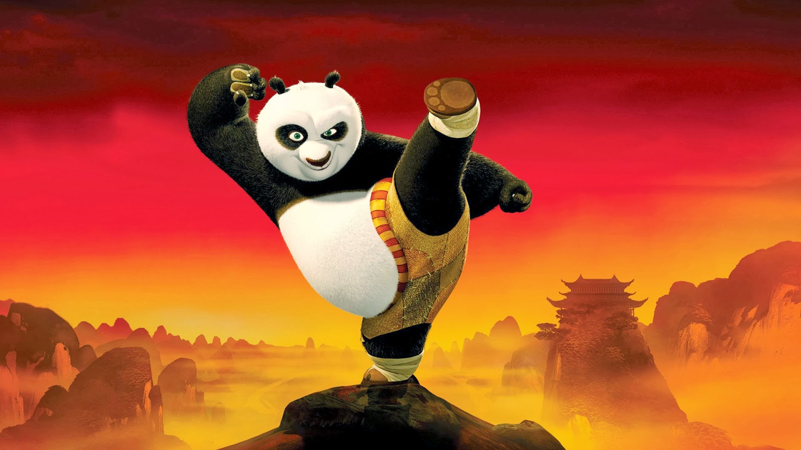 kung fu panda hd wallpapers - beautiful desktop wallpapers 2014