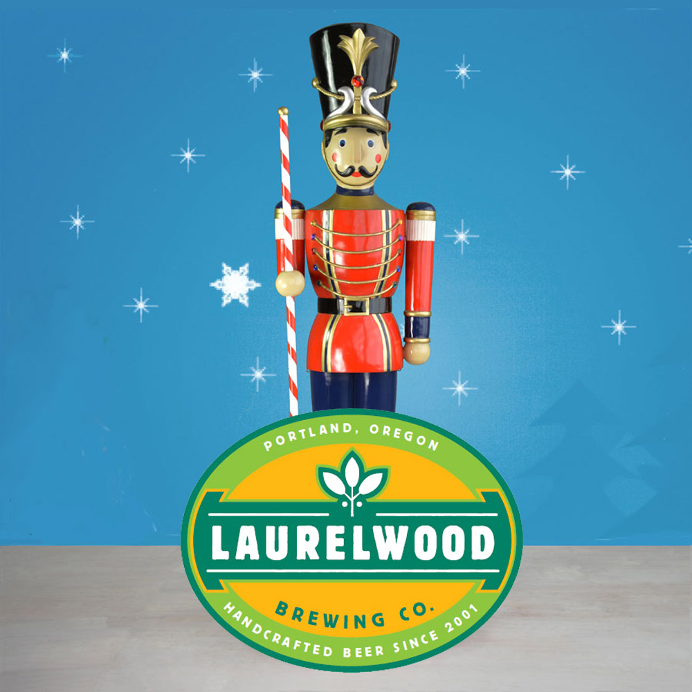 Beervana buzz annual holiday toy drive in motion at for Laurel wood