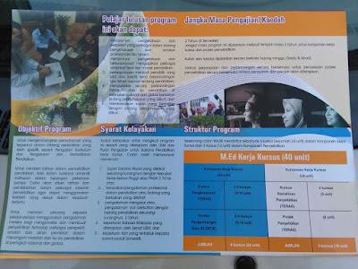 sarjana pendidikan USM di kuching