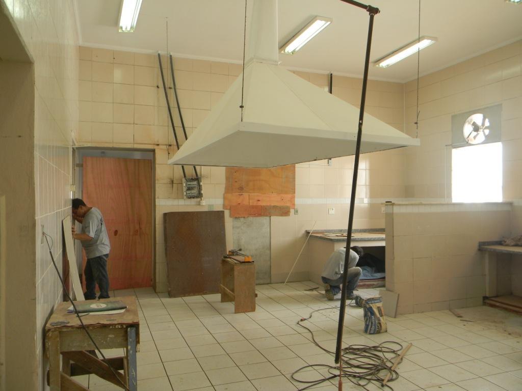 de Fotos: Nova cozinha industrial da Santa Casa será concluída em  #946637 1024 768
