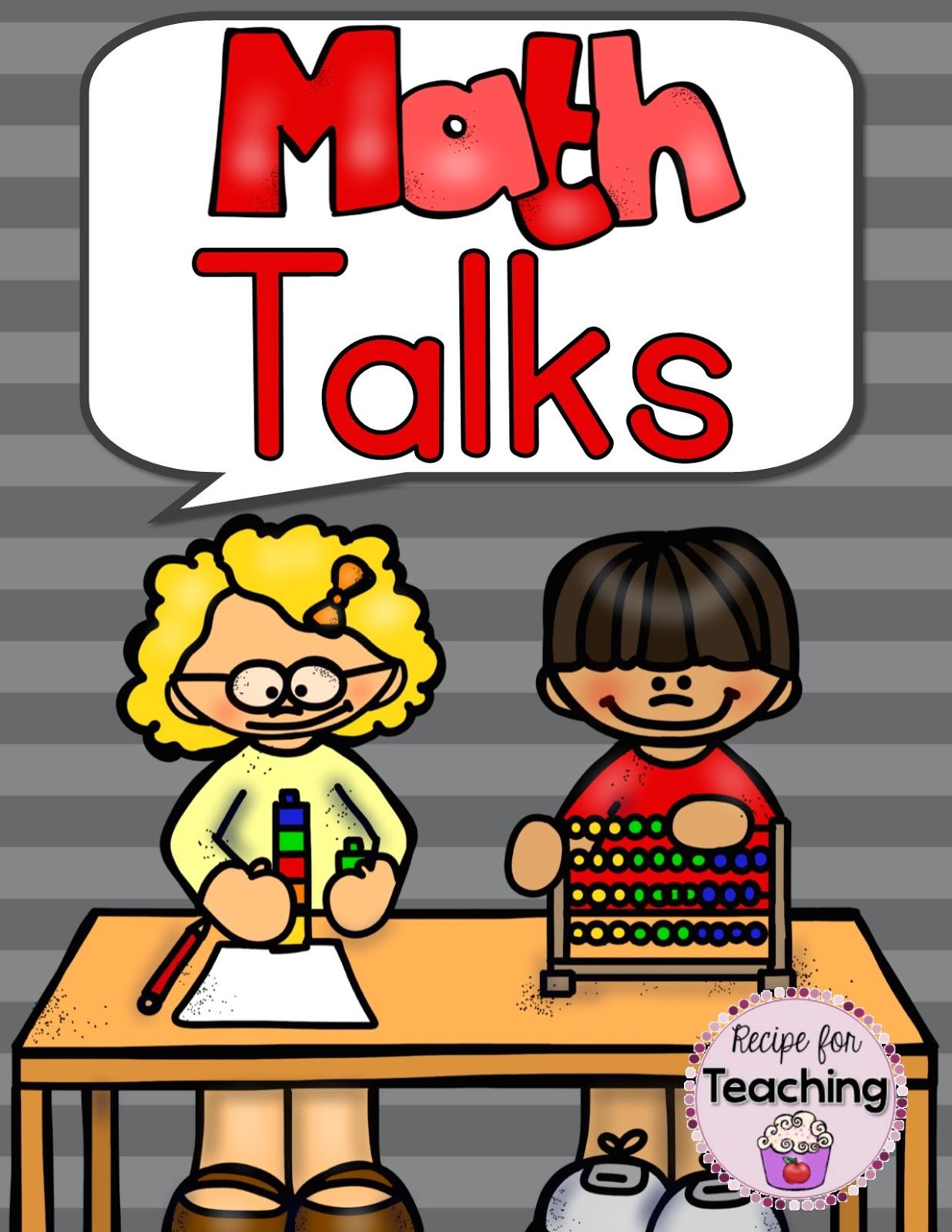 https://www.teacherspayteachers.com/Product/Math-Talks-1712604