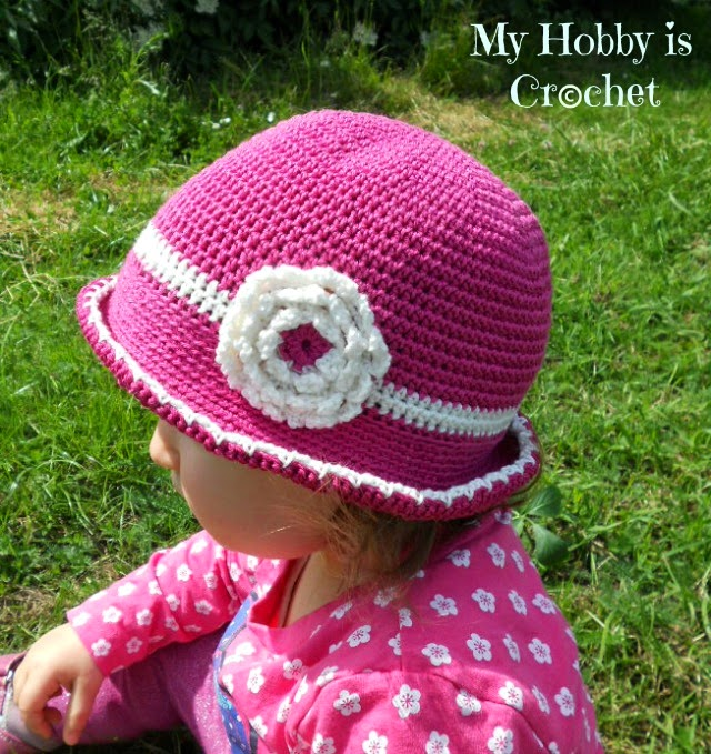 My Hobby Is Crochet: Spring-Summer-Fall Hats For Babies ...