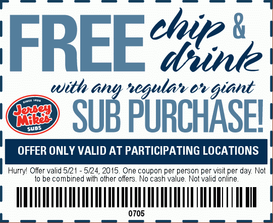 photo relating to Jersey Mike's Printable Coupon known as Z.Enjoys Leisure Web site: Jersey Mikes Subs Free of charge