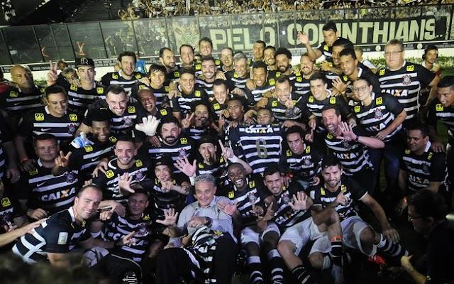Corinthians 2015: Campeão dos campeões