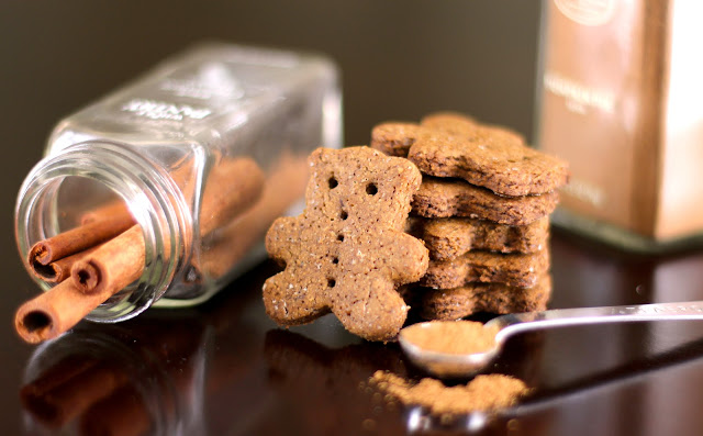 Healthy Gluten Free Graham Crackers