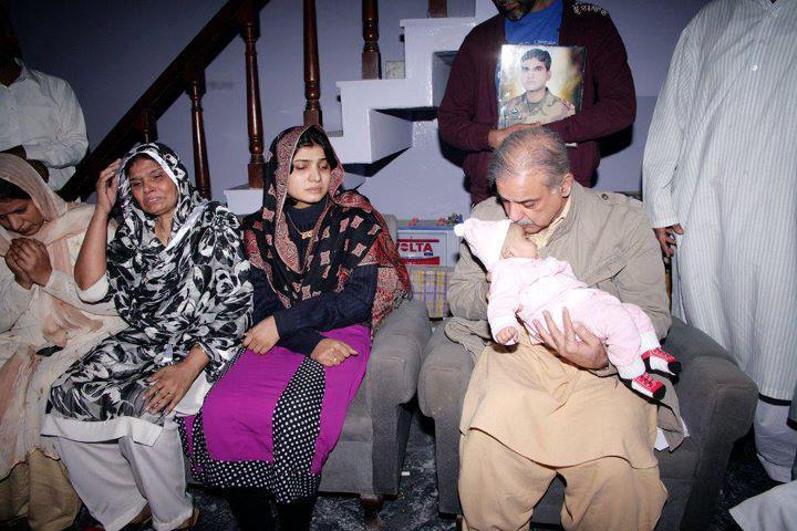 Hamza Shahbaz Sharif Wife