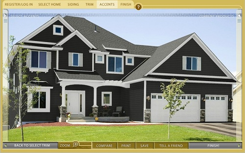 A e construction 39 s blog hardie siding design your house for Hardiplank home designs