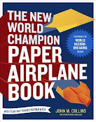 New World Champion Paper Airplane Book