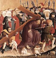 Le Portement de la Croix.