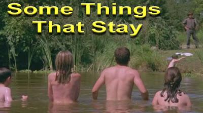 Некоторые вещи, которые остаются / Some Things That Stay.