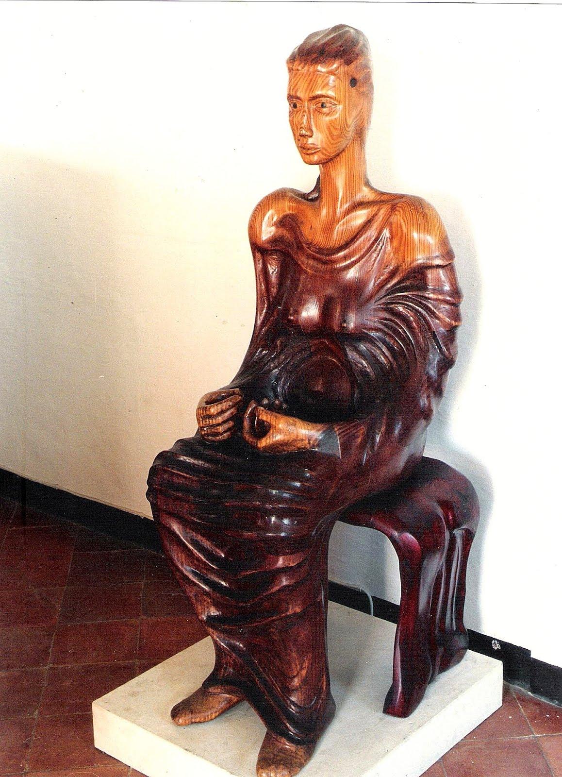 Esculturas 1980 - 1990