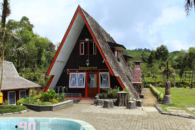 Villa dekat Walini