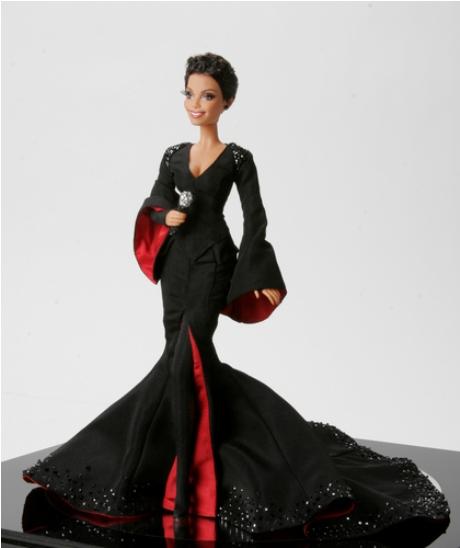 Фото куклы барби певица джанет