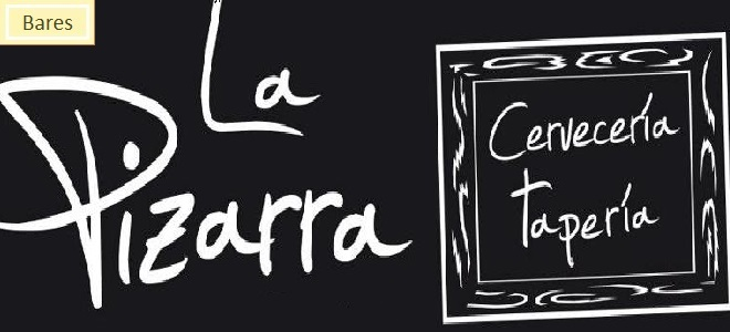 La Pizzarra - ComeyBebeenalicante