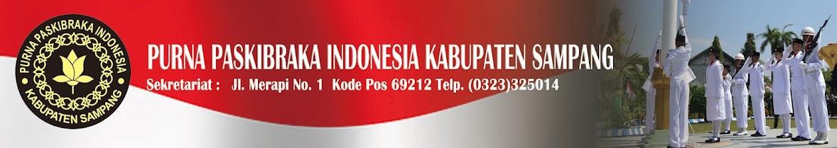 Purna Paskibraka Indonesia Kabupaten Sampang