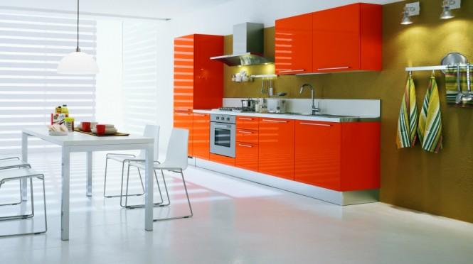 Italyan mutfak dekorasyonu modelleri