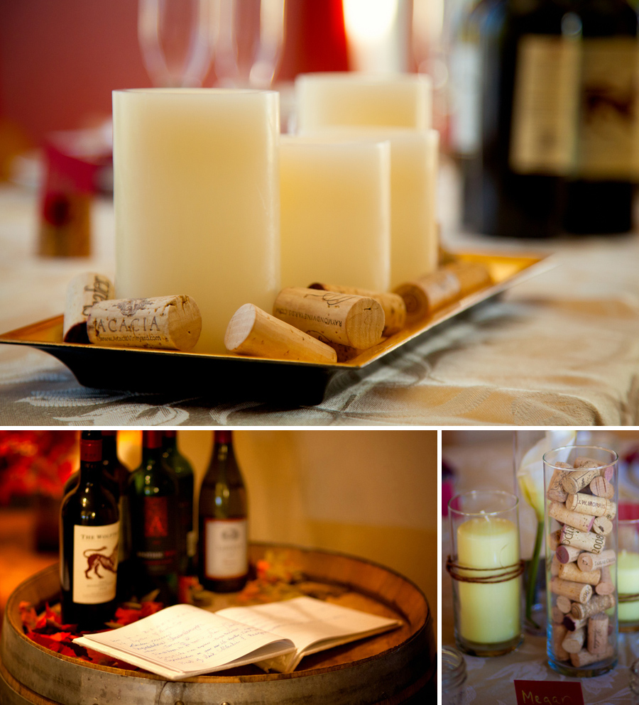 j. lohr wine, wine themed wedding