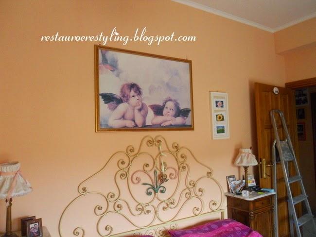Restauro e Restyling: Restyling camera da letto !!!!