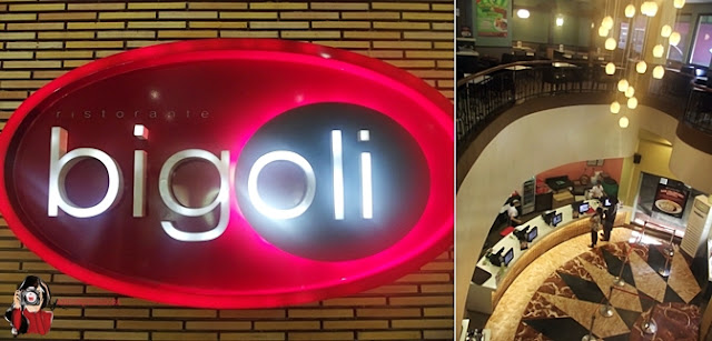 Ristorante Bigoli in Eastwood...not just Pasta and Pizza!