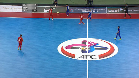 Turnamen Futsal Wanita 2015 Malaysia