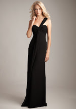 Whiteazalea Elegant Dresses Black Long Sheath