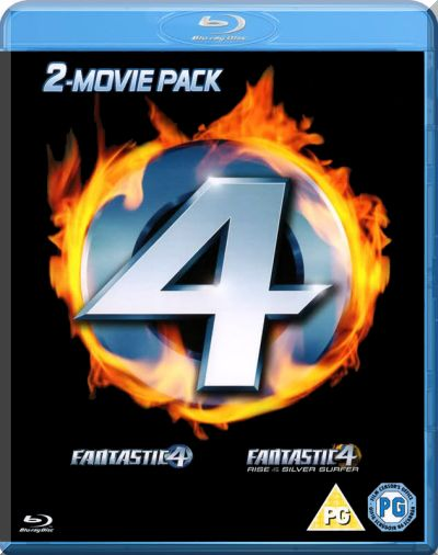Fantastic 4 Rise of the Silver Surfer 2007 720p BrRip x264 YIFY
