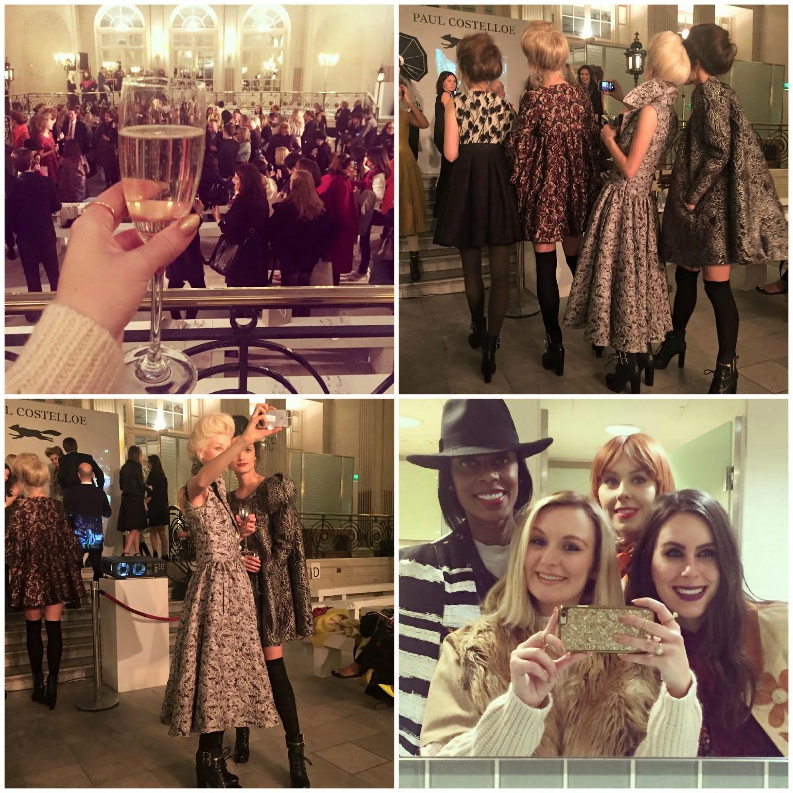 LFW AW15 Snapshots: Photo Diary, mode madeleine, fashion blogger, LFW, AW15, london fashion week, seventies, styling, catwalk, fashion week, felder felder, bora aksu, red hot sunglasses, sam faires, michelle keegan, rosie londoner, paul costelloe