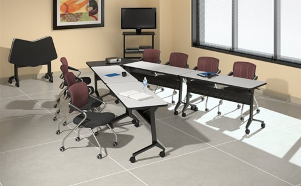 The office furniture blog at 5 for Modular table design