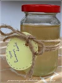 syrop sosnowy - z pędów majowych
