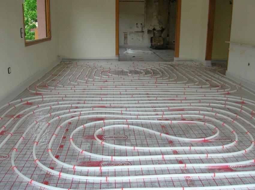 Para empezar sencillo instalaciones de suelo radiante - Suelo radiante precios ...