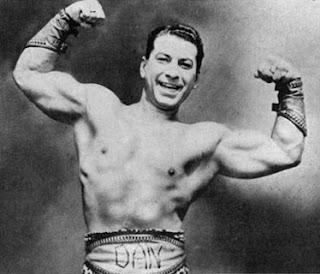 Dan Lurie Bodybuilder