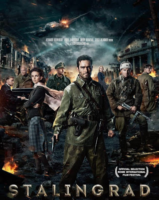Poster Of Hollywood Film Stalingrad (2013) In 300MB Compressed Size PC Movie Free Download At exp3rto.com
