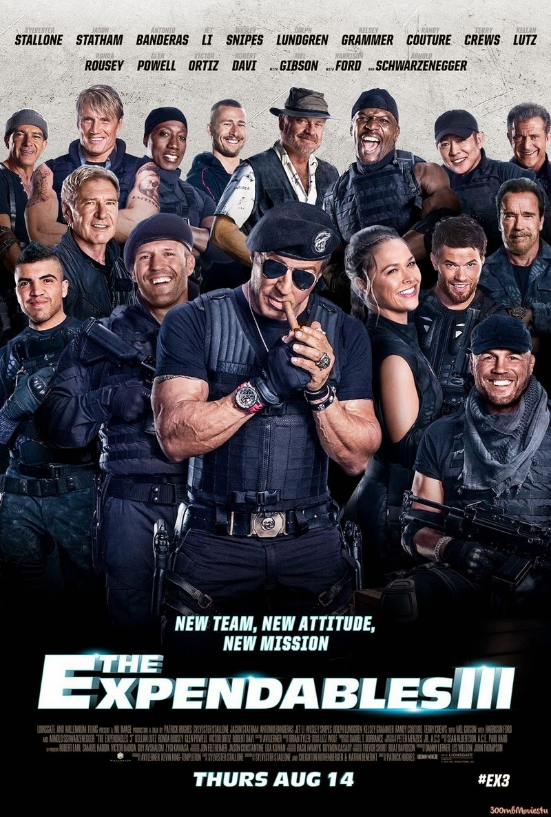 The Expendables 3 2014 - Full (HD) - PubFilm.Com - Watch Movie and TV ...