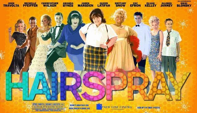 Hairspray, 2007, 1
