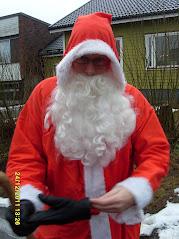 Tamperelainen pikkujoulu ja aaton ajan joulupukki 044-3380291