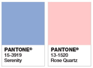 Pantone Color Blend of 2016