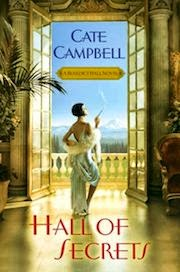 Hall of Secrets by Cate Campbell