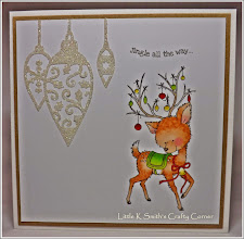 2 Cards Made For Christmas 2015