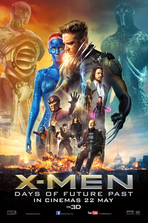 X Men Days of Future Past Full Movie