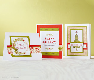 Holiday Card Kit To Send Homemade Cards