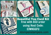 Beautiful You Card Kit