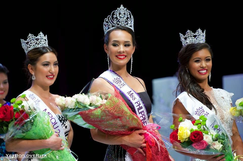 Alexa Kirby crowned as the first Miss Philippines Quest USA Winner