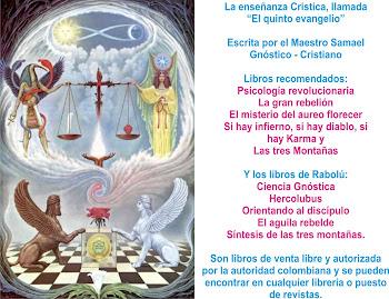 LA ENSEÑANZA - GNOSIS - EL QUINTO EVANGELIO