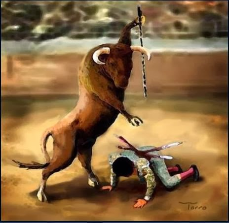 la corrida theme espagnol
